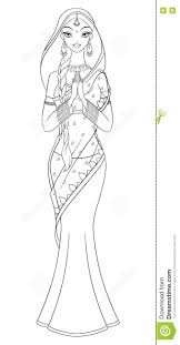 Lady Coloring Pages Wumingme