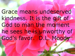 God's Grace Quotes Enchanting Gracequote48 Cheryl Cope