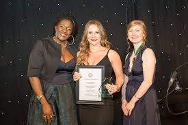 """Notts Law Society on Twitter: """"Congratulations to Debbie Heath from  @instalaw winner of the award Junior Lawyer of the Year 2019. Pictured here  with award sponsors Karen Kabweru-Namulemu from @KCH_GardenSq, and President"""