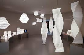 paper lighting fixtures. Plastic Recycling Lighting Fixtures By Issey Miyake Winning Red Dot Award For Best Design Paper E