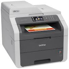 Amazon Com Brother Mfc9130cw Wireless All In One Printer With