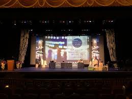 Virginia Theater Corporate Awards Show Main
