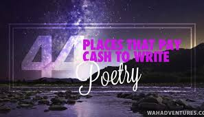 creative make money online top 44 places that pay cash to write poetry online
