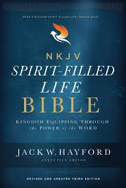 Nkjv Spirit Filled Life Bible Revised And Updated Third Edition By