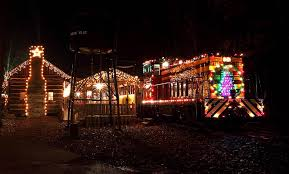 Country Christmas Train | Denton Farmpark