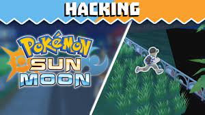 Pokemon Sun and Moon Hacking - Code Breakers - YouTube