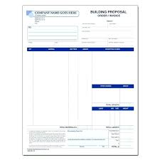 Contractor Invoice Template Word Free Simple Contractor Invoice ...