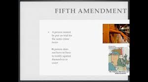 Bill Of Rights Powerpoint Bill Of Rights Powerpoint Youtube