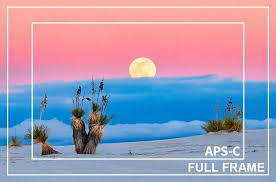 aps c vs full frame which is better
