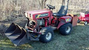 steiner page 2 mytractorforum com the friendliest tractor i also made a rototiller for it belt driven using an old rototiller that had a blown motor i could go on an on but i will just show off some pictures