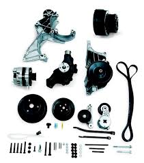 serpentine conversion guide tips chevy hardcore serpentine conversion kits typically come complete everything from the brackets and belt itself to specific accessories including the water pump and
