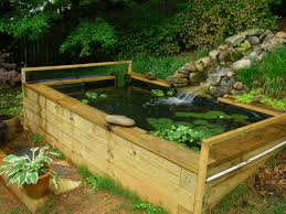 Backyard Ponds Backyard Pond Ideas Small A Backyard