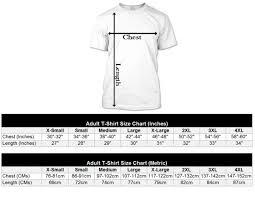3xl Shirt Size Chart Size Chart Yizzam