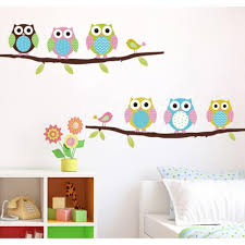wall decals australia wall art stickers tree nursery baby room with owl on wall art decals australia with wall art ideas owl wall art stickers explore 4 of 20 photos