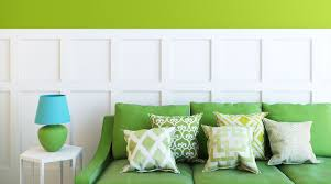 living room greens