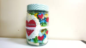 100 Reasons Why I Love You Diy Gifts Valentine S Day Gift Ideas Love Jar Youtube