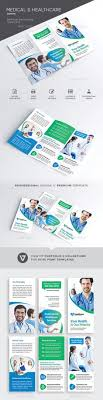 Healthcare Brochure Magnificent Cancer Benefit TriFold Brochure Template PSD AI Illustrator