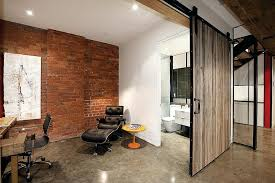 industrial office decor. Industrial Office Decor Track Sliding Door For The Home Design Look I