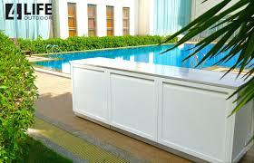 outdoor kitchen cabinets with sink wooden diy melbourne