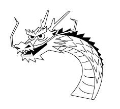 Nakacos Crafts Weblog 簡単か龍を描きましょう