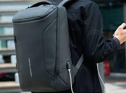Обзор городского универсального <b>рюкзака</b> от фирмы <b>Mark Ryden</b>