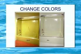 bathtub refinishing colors go from this to this bathtub refinishing 3 change colors bathtub paint kit bathtub refinishing colors