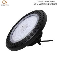 Led High Bay Lights 200w Us 104 14 18 Off 1pcs Aiaurora Led High Bay Lights 70w 100w 150w 200w Led High Bay Led Lamp For Factory Warehouse Workshop Industrial Lamp In