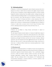 E Business Essay Developing E Business Strategies To Complement The Existing
