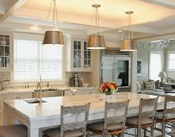 White Stained Wood Kitchen Cabinets White And Wood Kitchen Table Emmerson Dining Table Farmhouse