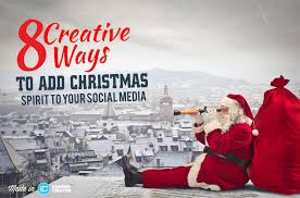 Online Christmas Messages 8 Creative Ways To Add Christmas Spirit To Your Social Media
