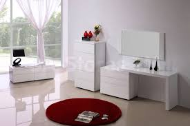 modern white bedroom furniture. Athens Bedroom Set | White - 0 Modern Furniture
