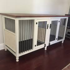 furniture style dog crates. Dog Crates Furniture Style. Original Double Kennel Style E
