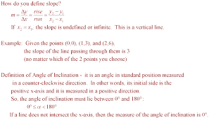the student will determine the equation of a circle 1 collect homework assignment 2 quiz on trig 3 slope