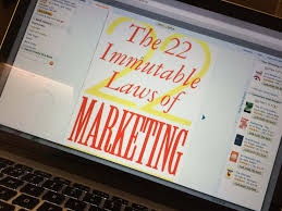 22 Immutable Laws Of Marketing The 22 Immutable Laws Of Marketing By Al Ries And Jack Trout
