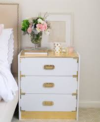 hack ikea furniture. View In Gallery IKEA Rast Redone As A Gold Nightstand Hack Ikea Furniture