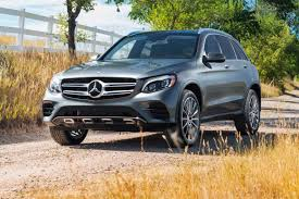 Mercedes-Benz GLC-Class is the 2017 Motor Trend SUV of the Year ...