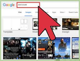 Make A Cover Page Online How To Make A Dvd Cover 15 Steps With Pictures Wikihow