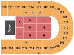 Unmistakable Wolstein Center Seating Chart Eric Church Kfc