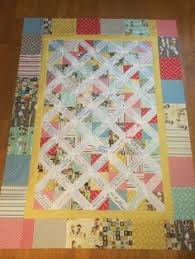 another idea for wedding quilt | quilting | Pinterest | Wedding ... & Quilts, Books and Wine: Wedding Guest Book Quilt Adamdwight.com