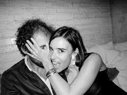 Daft Punk Thomas Bangalter Wife Elodie Bouchez Foto von Greta | Fans teilen  Deutschland Bilder