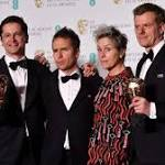 BAFTA Awards 2018: Three Billboards dominates as Time's Up campaign shares stage