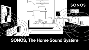the home sound system sonos play this video