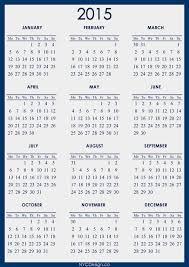 Calendar Planner Printable 2015 Calendar 2015 2019 Printable Kadil Carpentersdaughter Co