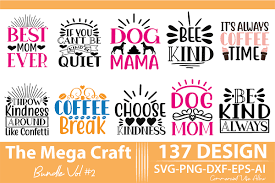 Lots of love, laughter and the resurrection of characters that are no longer with us on the show. The Mega Craft Bundle Vol 2 Bundle Creative Fabrica