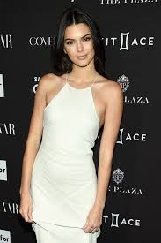 suki waterhouse kendall jenner and more pair white dresses with makeup vogue