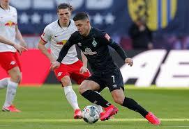 Milot rashica spielt zukünftig für den sv werder. Liverpool Plotting 31m Transfer Swoop For Werder Bremen Forward Milot Rashica Mirror Online