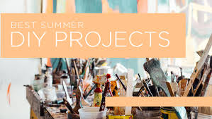 pump up your summer with these easy and family friendly home projects