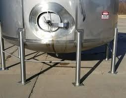 Walker 6 000 Gallon Vertical Single Wall Storage Tank