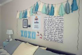Attractive DIY Bedroom Wall Decorating Ideas With 25 Diy Ideas Tutorials  For Teenage Girls Room Decoration 17