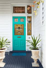 What Does Your Front Door Color Say About Your Home? - Freshome.com